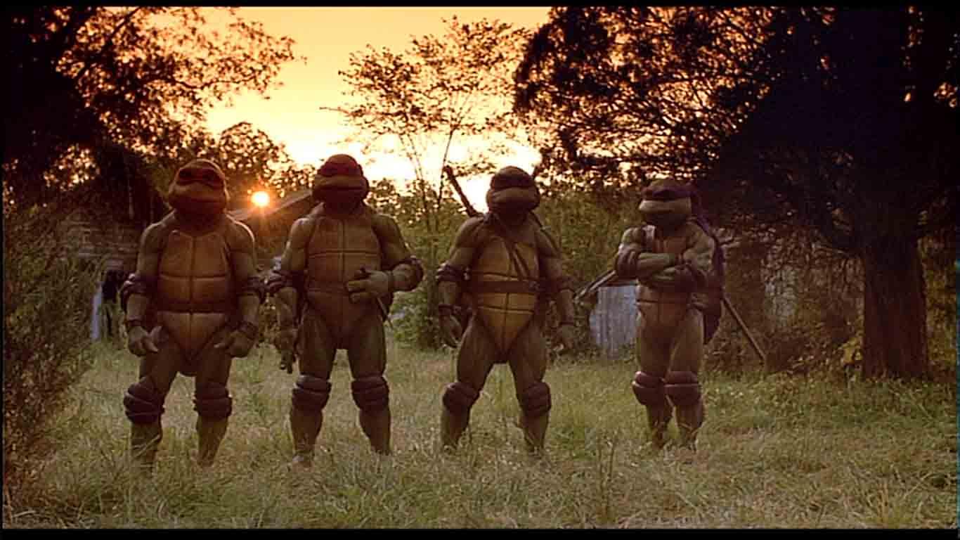 The Technodrome Tales #6: 1990 'TMNT' Film