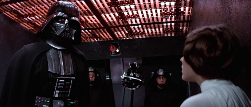 1970's Icons of Cinema Winner: Darth Vader