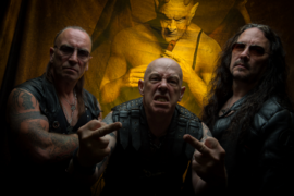 "VENOM INC. Return with New Full-Length Album, ""Avé"""