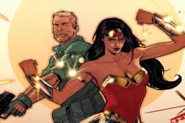 Wonder Woman: Steve Trevor #1 Review