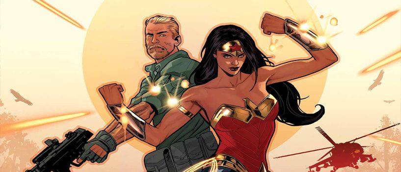 Wonder Woman: Steve Trevor #1 Review