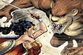 Wonder Woman Tasmanian Devil Special #1 Review