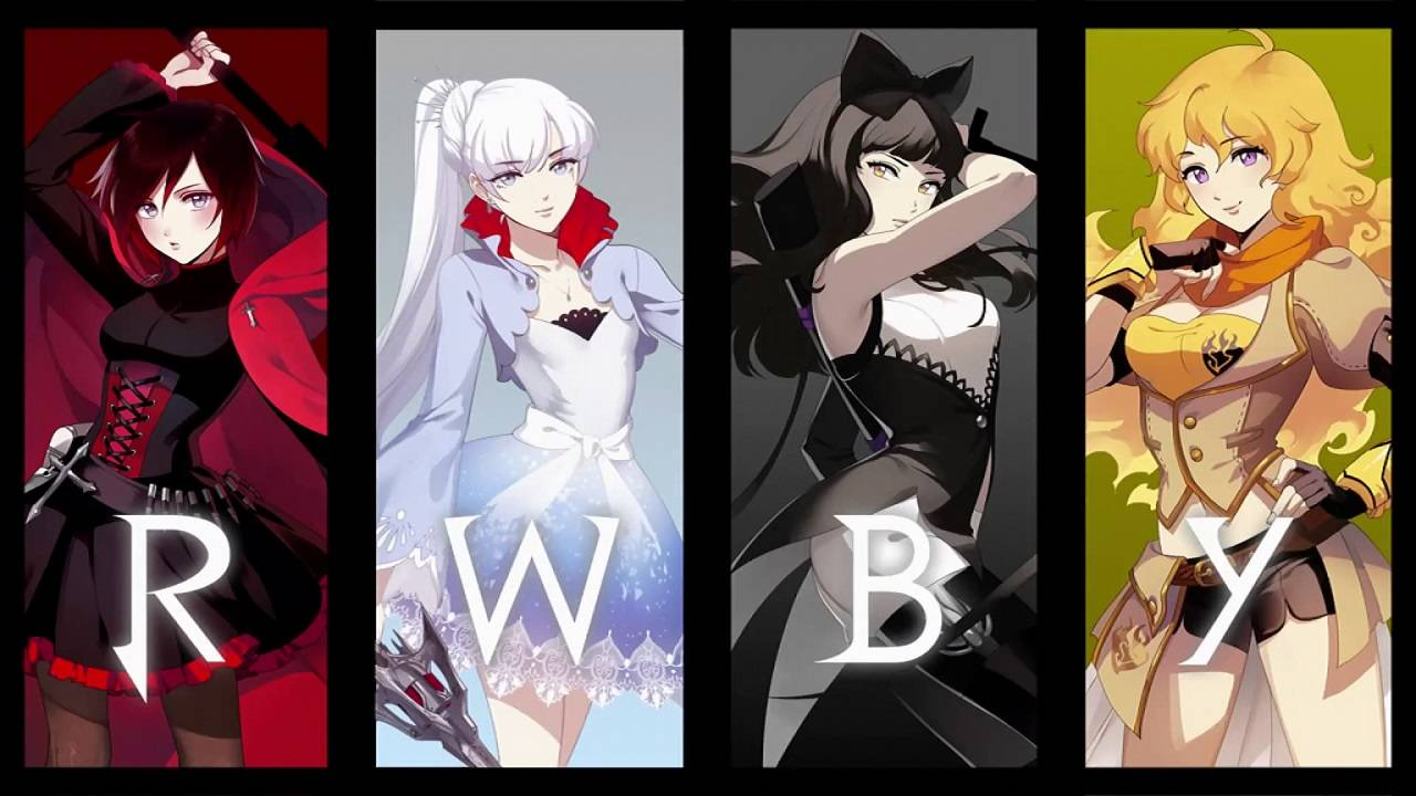 RWBY Volume 5 gets a release date