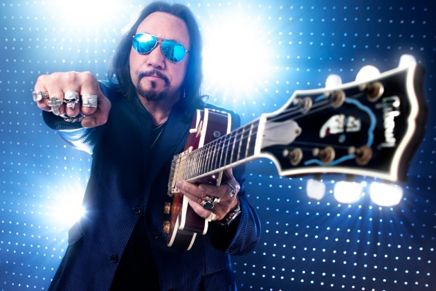 ACE FREHLEY'S ANOMALY TO BE REISSUED AS ANOMALY DELUXE ON SEPTEMBER 8, 2017