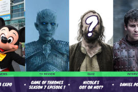WE HAVE A HULK #65: DANIEL PORTMAN AND GAME OF THRONES RETURNS