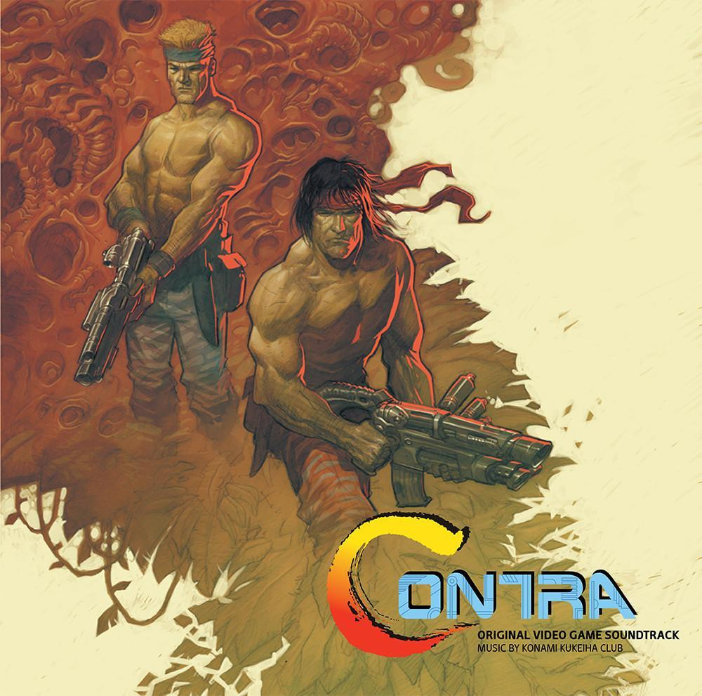 Contra Soundtrack Gets Exclusive SDCC Vinyl Release