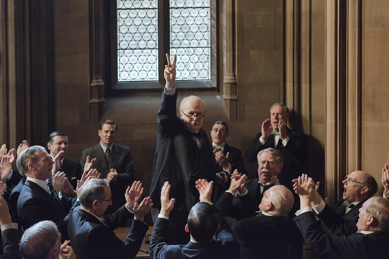 "Trailer for ""Darkest Hour"" has been released starring Gary Oldman"