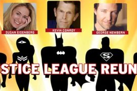 Geek To Me Radio #45: Denver Comic Con with The Justice League