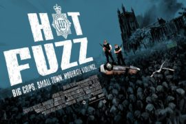Mondo's Hot Fuzz Print and Vinyl will drop this Wednesday!
