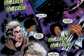 Doctor Who Twelfth Doctor Year Three #5: The Wolves of Winter 1 of 3 (REVIEW)