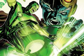 Green Lanterns #26 Review