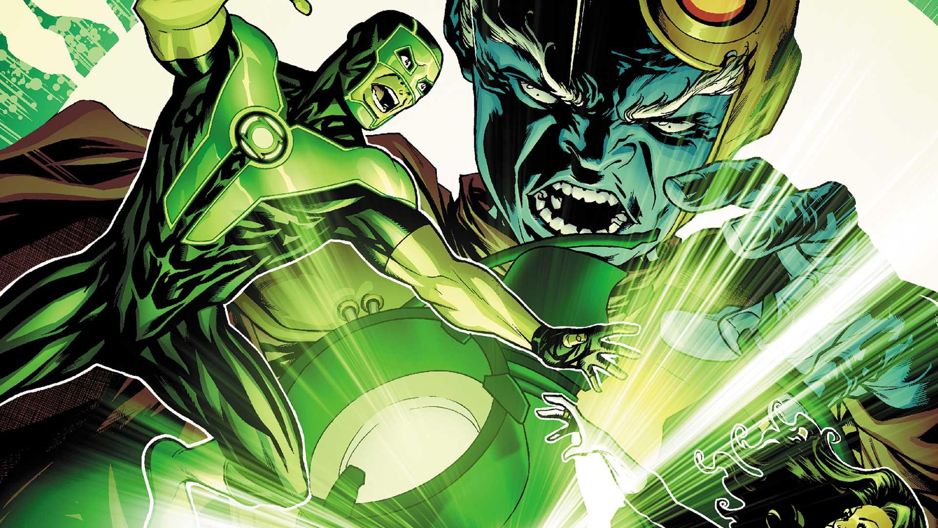 Green Lanterns #26 Review