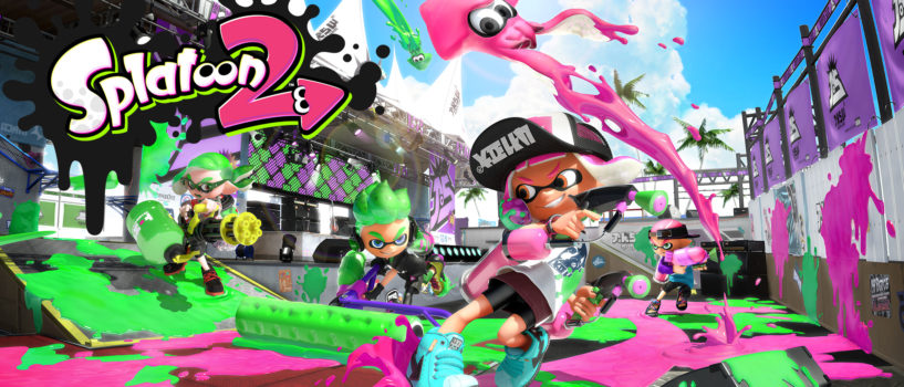 Splatoon 2 Nintendo Direct Coming This Thursday