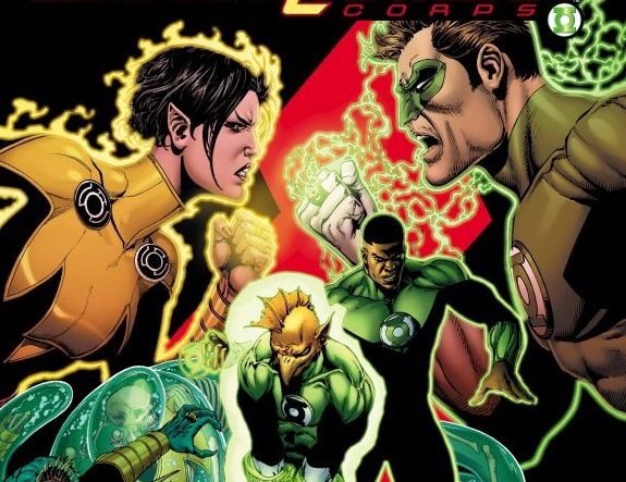 Hal Jordan and the Green Lantern Corps #24 Review