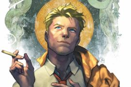 Hellblazer #12 Review