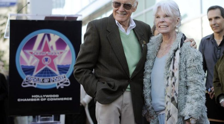 Joan Lee, Inspiration and Wife of Stan lee, Dead at 93