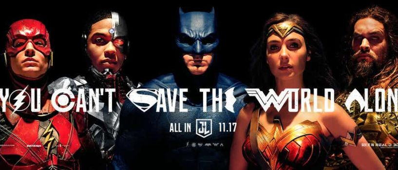 New Justice League Trailer Released with New Footage
