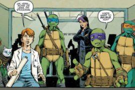 Teenage Mutant Ninja Turtles #72 Review