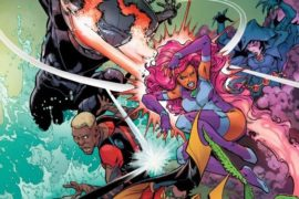 Teen Titans #10 Review