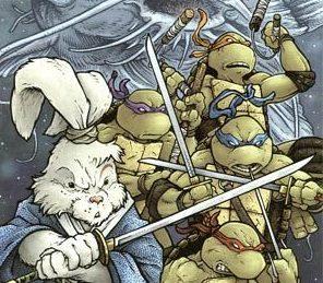 Teenage Mutant Ninja Turtles: Usagi Yojimbo One-Shot Review