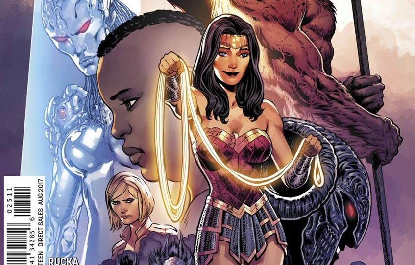 Wonder Woman #25 REVIEW