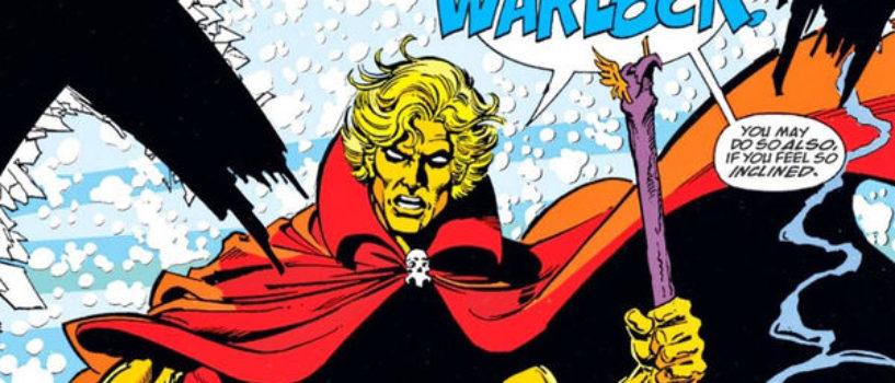 Comics In SPACE! #1: The Warlock War