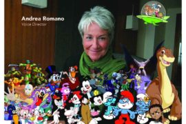 Geek To Me Radio #47: Andrea Romano and her Legacy of Animation