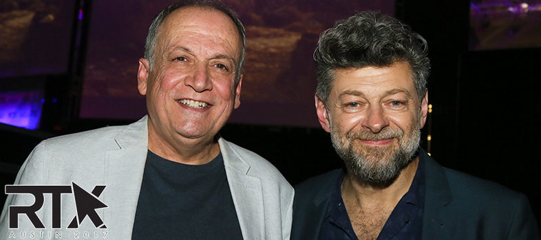 Andy Serkis and Joe Letteri bring War for the Planet of the Apes to RTX (Panel)