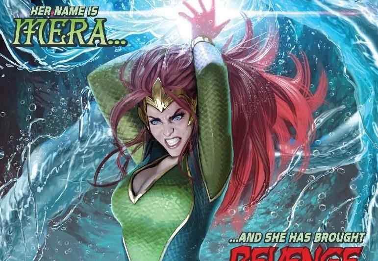 Aquaman #26 REVIEW