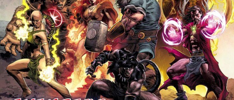 Video Breakdown of Marvel's Avengers 1,000,000 BC