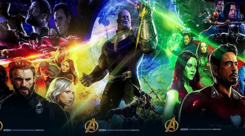 The Geek Side Podcast #13: To Infinity War and Beyond