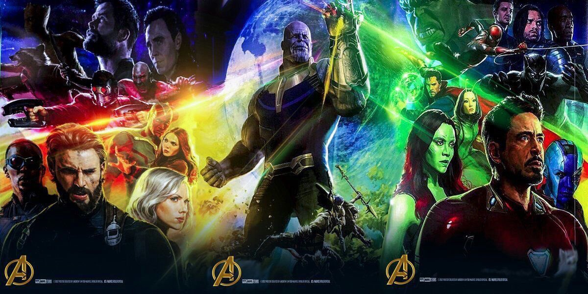 Marvel Studios And IMAX Commemorate 10 Years Together With New Avengers Infinity War Video