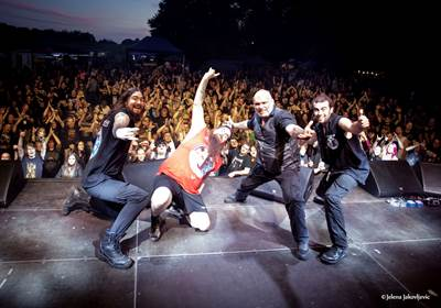 BLAZE BAYLEY ANNOUNCES NORTH AMERICAN TOUR