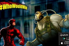 #WhoWouldWin: Bane Vs. Daredevil