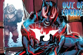 Batman Beyond #10 Exclusive Preview