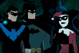 Batman and Harley Quinn Interviews From SDCC