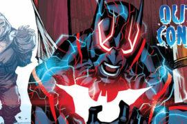 Batman Beyond #10 Review