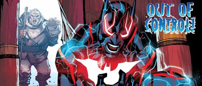 Batman Beyond #10 Review