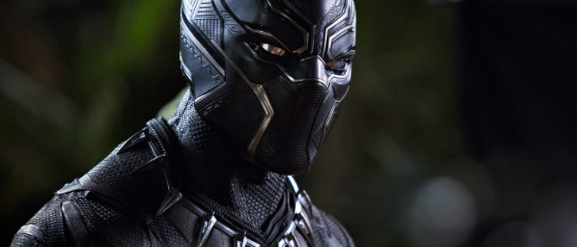 Entertainment Weekly has your First Look at New Black Panther Images