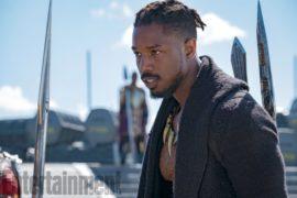 Black Panther star Michael B Jordan stars in Fahrenheit 451