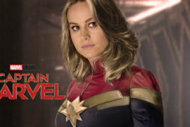 SDCC Captain Marvel Video Recap