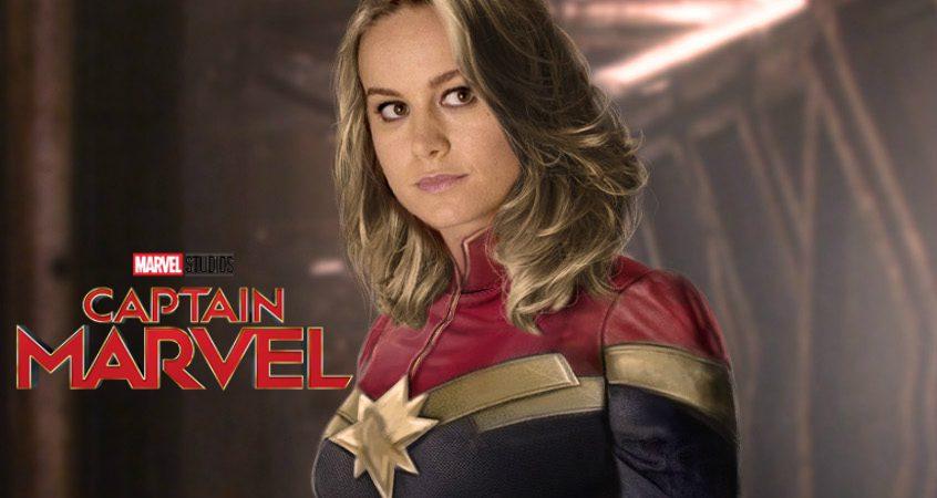 SDCC Captain Marvel Video Recap