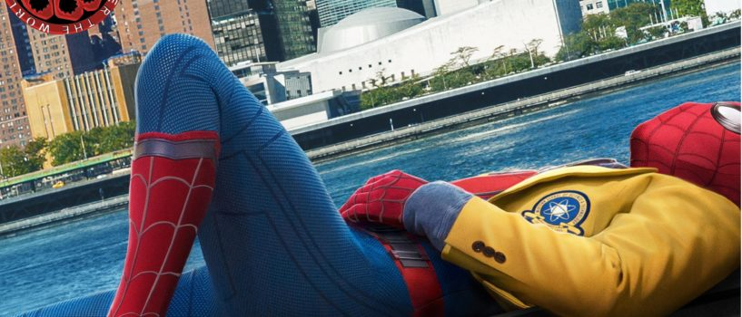JAKE AND TOM CONQUER THE WORLD #57: SPIDER-MAN: HOMECOMING – A DRUNKEN DORK REVIEW