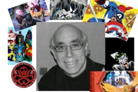 JAKE AND TOM CONQUER THE WORLD #56: SPECIAL GUEST – LEGENDARY COMIC BOOK WRITER, J.M. DEMATTEIS