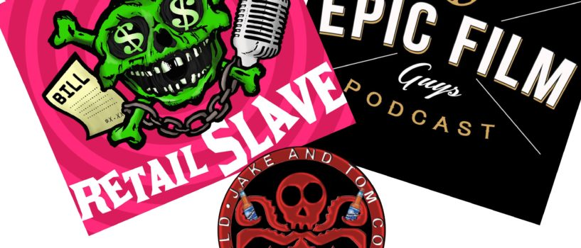 JAKE AND TOM CONQUER THE WORLD #58: A PODCAST ABOUT PODCASTS