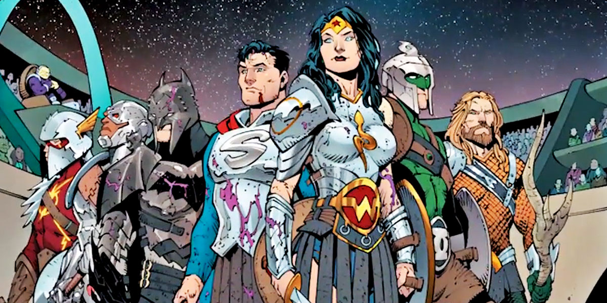 DC Comics Offers Fans A Preview of Dark Nights: Metal #1