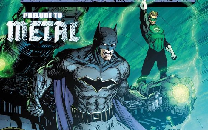 Dark Days: The Casting #1 Review