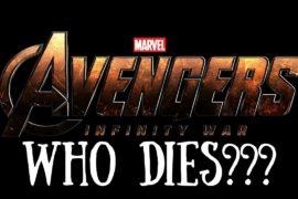 Avengers Infinity War: The Dead Pool