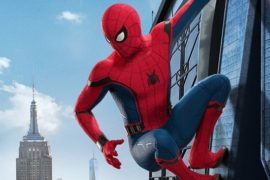 Spider-Man: Homecoming Drops 73% in Second Week