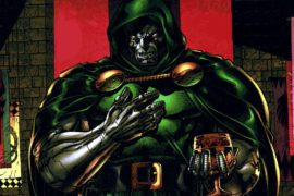 Legion Showrunner Developing Doctor Doom Movie